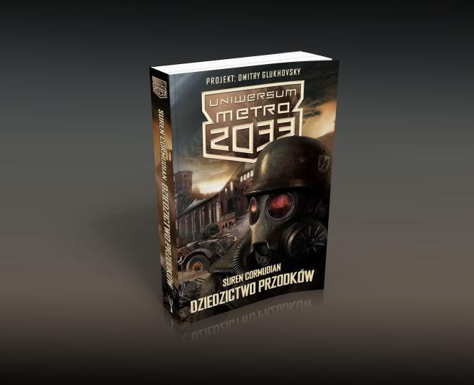 Książka Dziedzictwo przodków z Uniwersum  Metro 2033 ukaże się na początku 2014 roku - obrazek 1