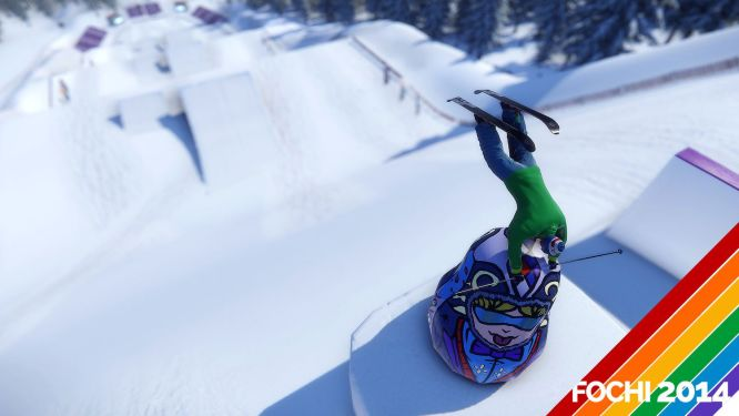 Snow od teraz ma 'Fochi' - park do slopestyle'u inspirowany tym z Zimowych Igrzysk Olimpijskich - obrazek 1