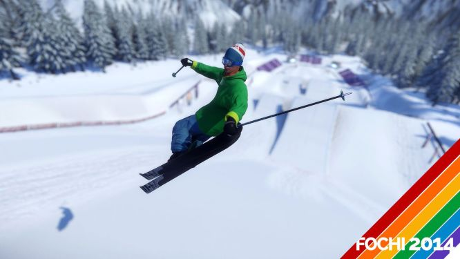 Snow od teraz ma 'Fochi' - park do slopestyle'u inspirowany tym z Zimowych Igrzysk Olimpijskich - obrazek 2