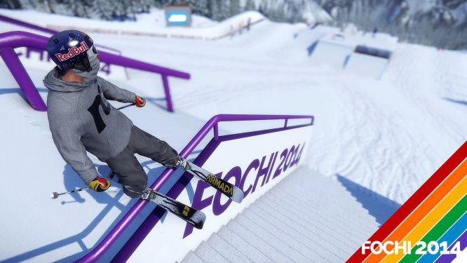 Snow od teraz ma 'Fochi' - park do slopestyle'u inspirowany tym z Zimowych Igrzysk Olimpijskich - obrazek 3