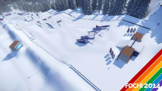 Snow od teraz ma 'Fochi' - park do slopestyle'u inspirowany tym z Zimowych Igrzysk Olimpijskich - obrazek 4