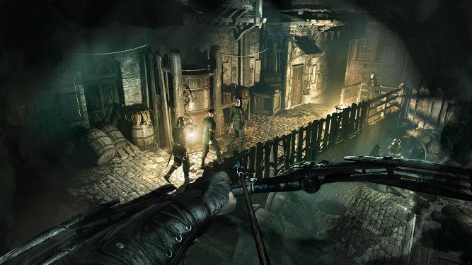Thief w 30 klatkach na konsolach nowej generacji - Xbox One z niższą rozdzielczością - obrazek 1