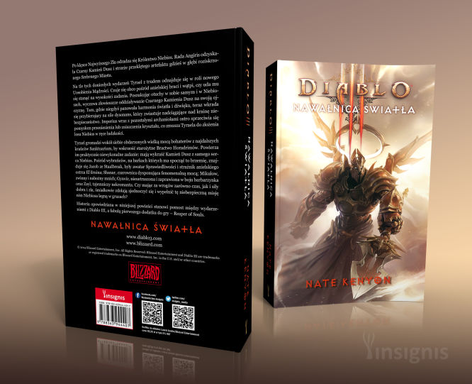 Dziś premiera książki Diablo III: Nawałnica światła - obrazek 1