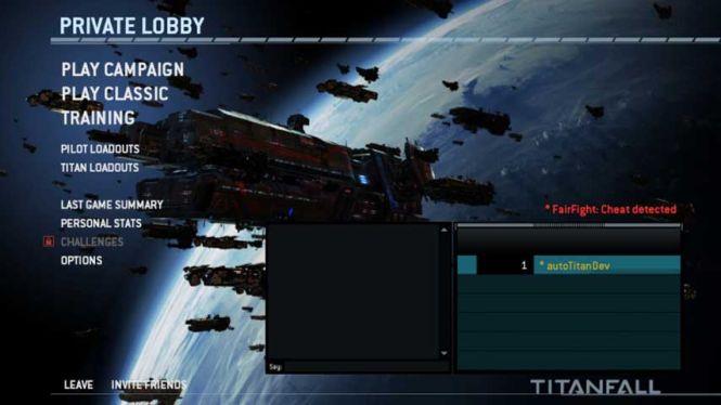 Taki ekran widzą w Titanfallu zbanowani gracze - obrazek 1