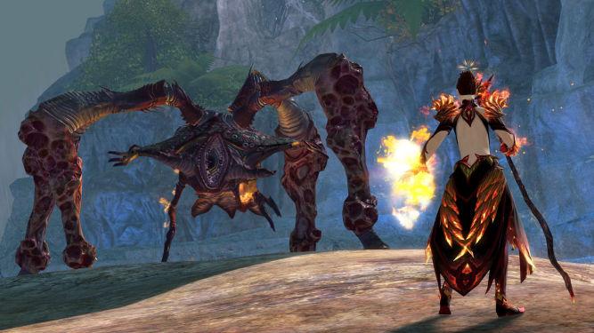 Guild Wars 2: WXP, przedmioty legendarne i ascended będą powiązane z kontem, nie z postacią - obrazek 1