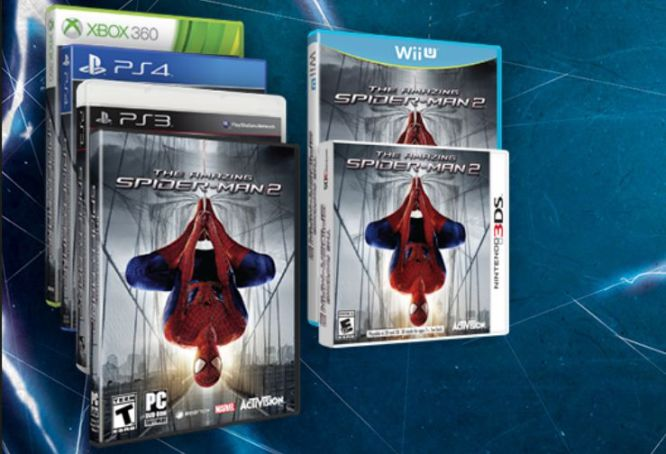 The Amazing Spider-Man 2 nie dotrze na Xboksa One? - obrazek 1