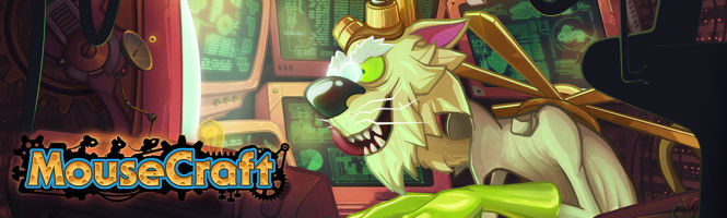 Wersja cyfrowa gry MouseCraft już dostępna w sklepie gram.pl w promocyjnej cenie! - obrazek 1