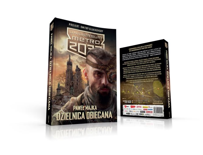 Dzielnica Obiecana - pierwsza polska powieść w Uniwersum Metro 2033 już za tydzień w księgarniach - obrazek 2