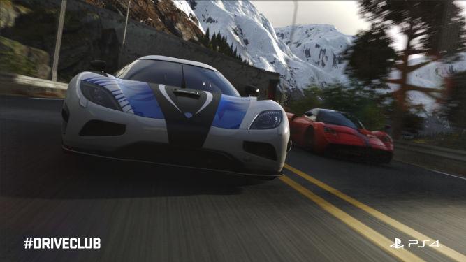 Sony wstrzymuje premierę DriveClub: PS Plus Edition - obrazek 1