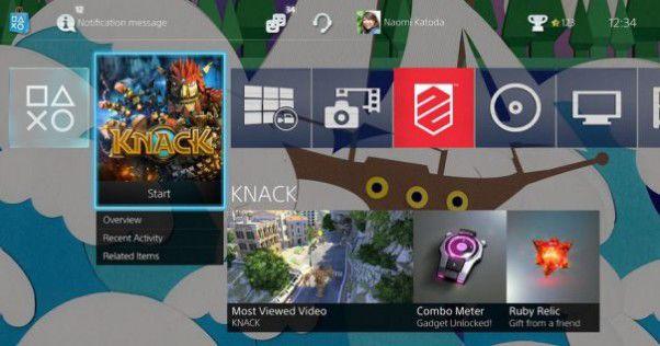 Aktualizacja oprogramowania PS4 już za kilka dni - obrazek 1