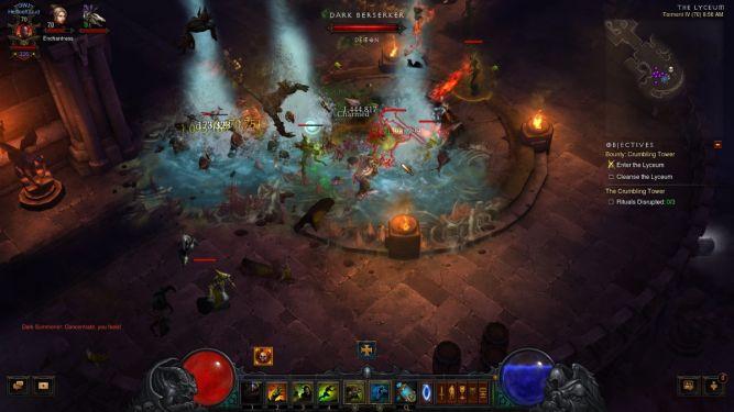 Diablo III - trwa długi weekend z podwójnym doświadczeniem - obrazek 1