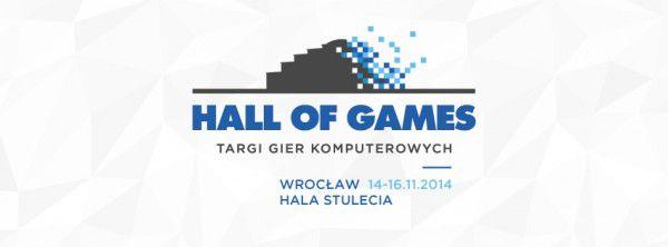Targi gier komputerowych Hall of Games 2014 już w ten weekend! - obrazek 1