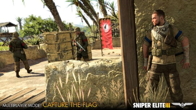 Darmowe DLC do Sniper Elite 3 dostępne na PS4 już jutro - obrazek 1