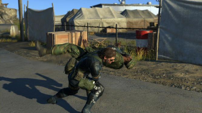 Metal Gear Solid V: Ground Zeroes - wymagania sprzętowe ujawnione - obrazek 1