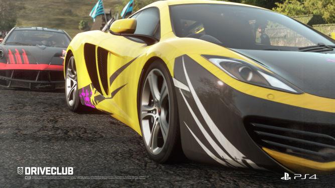 Nowa aktualizacja do Driveclub już dostępna - obrazek 1