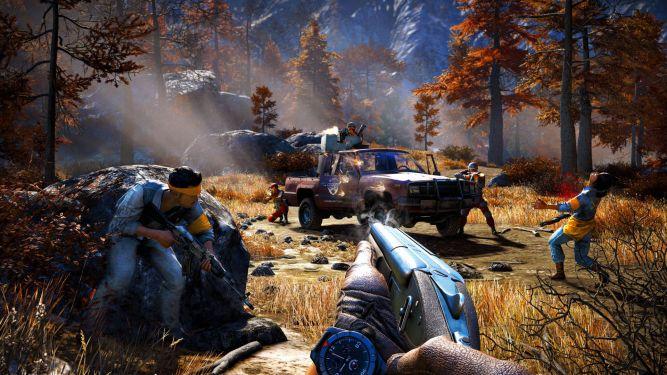 Seria Far Cry w dalekosiężnych planach Ubisoftu - obrazek 1