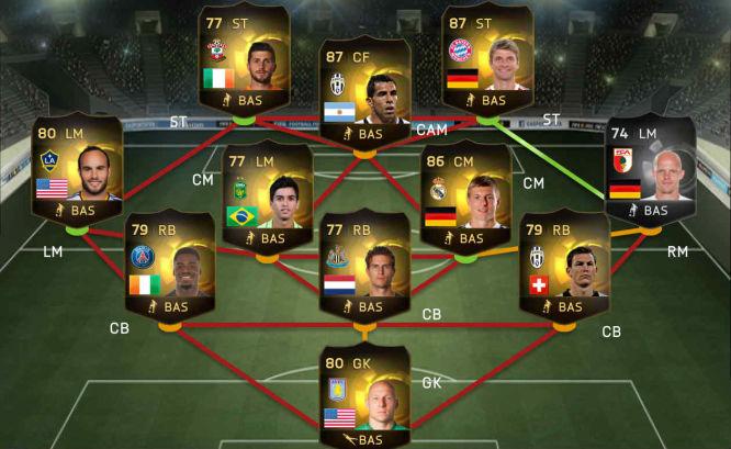 FIFA 15 Ultimate Team - EA pracuje nad rozwiązaniem problemów - obrazek 1
