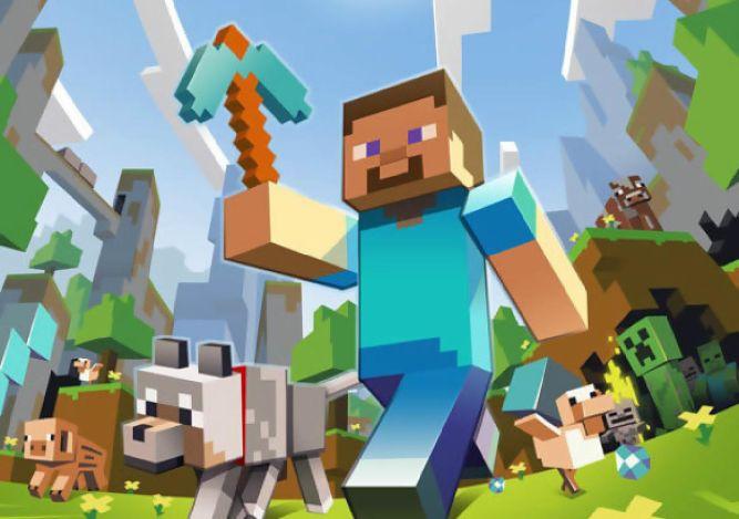 Nawet Minecraft okazuje się być zbyt brutalny - obrazek 1
