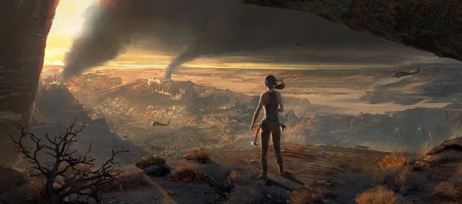 Rise of the Tomb Raider - cztery nowe grafiki koncepcyjne - obrazek 1