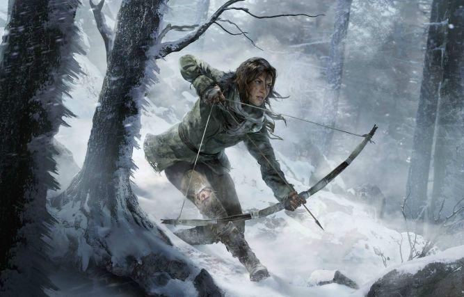 Rise of the Tomb Raider - zobacz młodziutką Larę w najnowszym zwiastunie gry - obrazek 1
