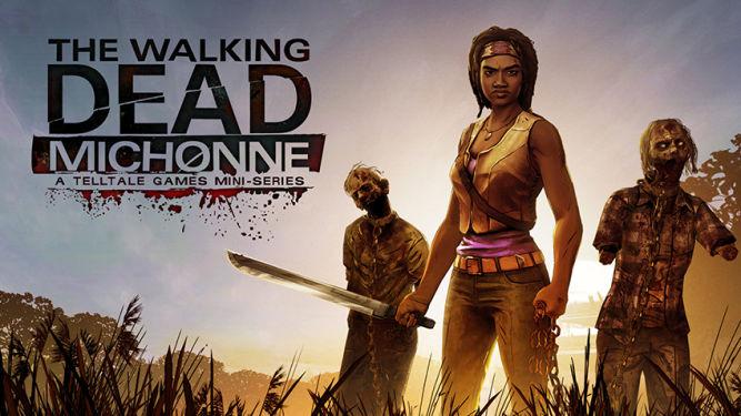 Telltale zapowiada The Walking Dead: Michonne - A Telltale Games Mini-Series - obrazek 1