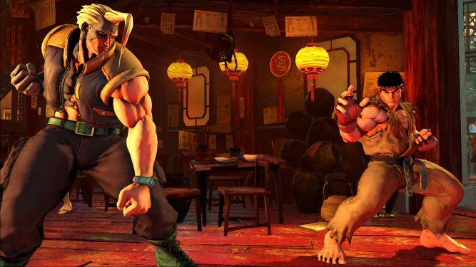 E3 2015: Beta Street Fightera V w lipcu. Wraca Cammy - obrazek 1