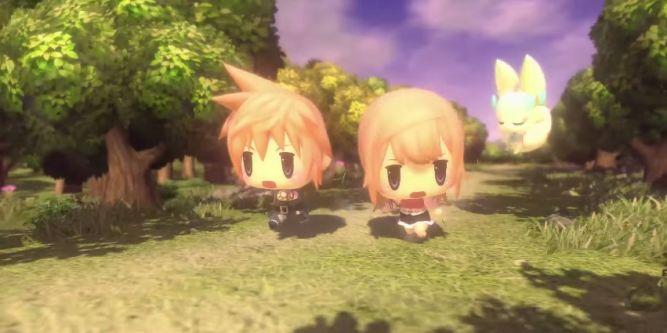 E3 2015: Square Enix zapowiada World of Final Fanatasy - obrazek 1