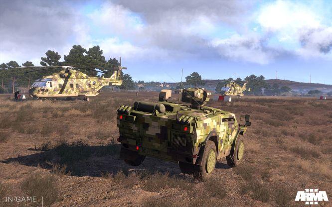 E3 2015: ArmA III w przyszłym roku z nowym terenem działań - obrazek 1