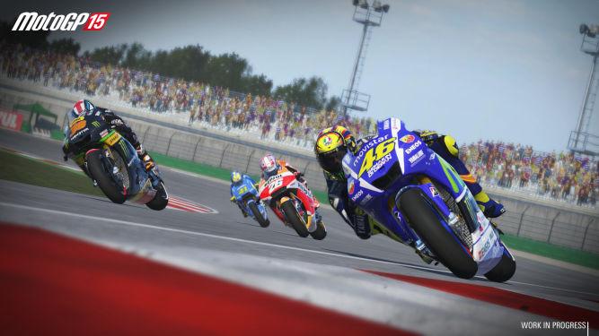 MotoGP 15 wystartowało z linii startowej - obrazek 1