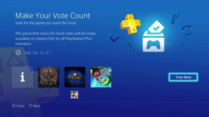 Sony planuje wprowadzenie głosowania na tytuły dostępne w ramach PS Plus - obrazek 2