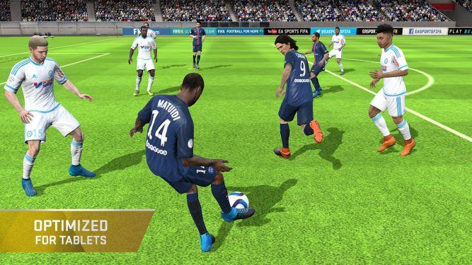 FIFA 16 Ultimate Team zadebiutowało na iOS i Androidzie - obrazek 1