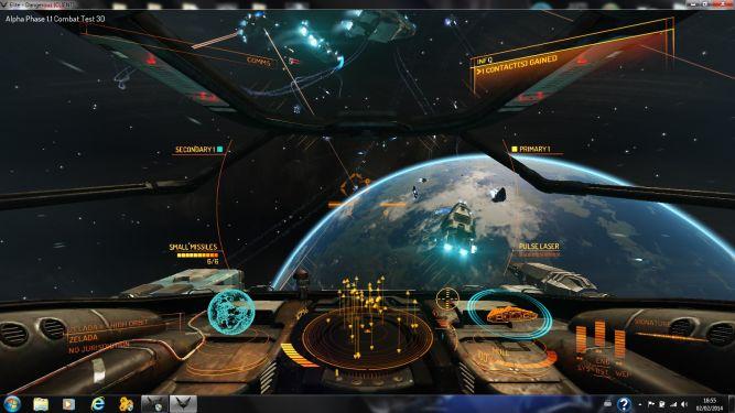 Elite: Dangerous na Xbox One działa w 1080p i 30/60 fps - obrazek 1