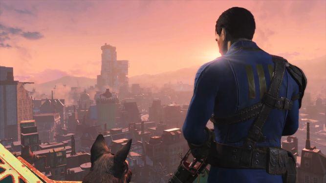 Fallout 4 z kolejnym wyciekiem. Tym razem możemy zobaczyć gameplay z gry - obrazek 1