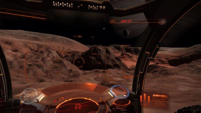 Beta Elite Dangerous: Horizons ruszyła rozszerzeniem Planetary Landings - obrazek 1