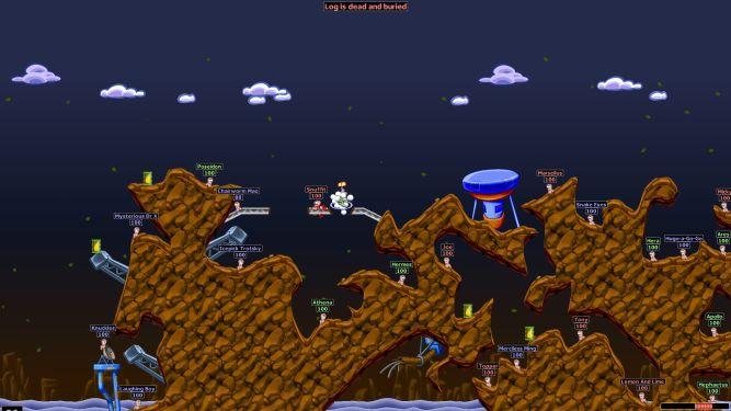 70 milionów gier z serii Worms w rękach użytkowników - obrazek 1