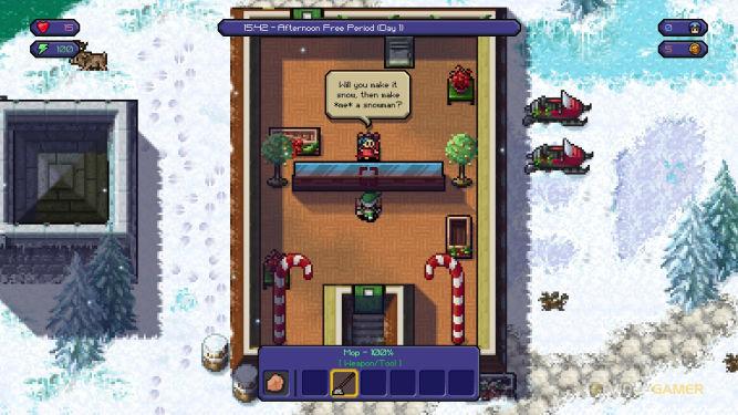 The Escapists z darmowym, świątecznym DLC - obrazek 1