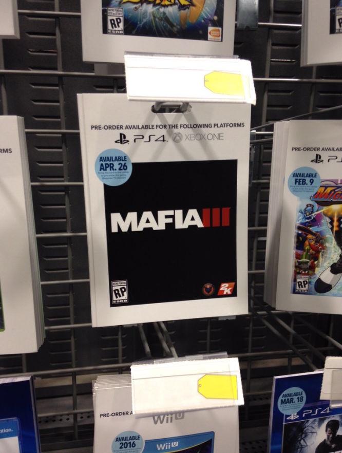 Mafia III już w kwietniu? - obrazek 2