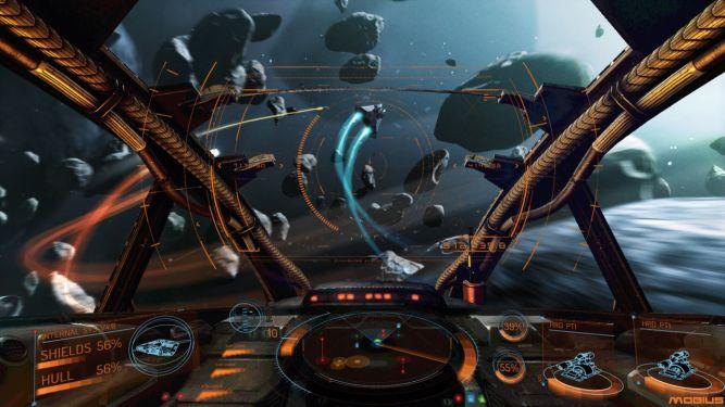 Elite: Dangerous stawia na Steam VR - obrazek 1