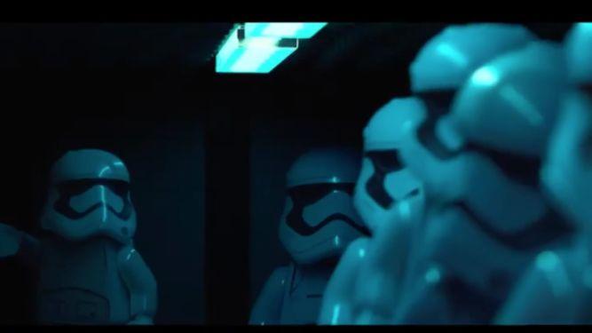 Wyciekły informacje o LEGO Star Wars: Awakens - obrazek 1