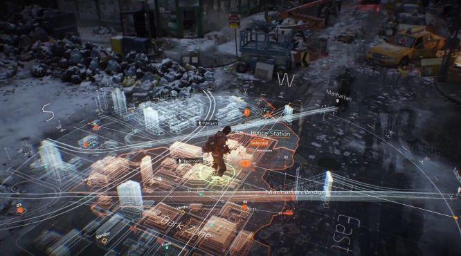 The Divsion - świat w grze będzie prawie pięciokrotnie większy niż w becie - obrazek 1
