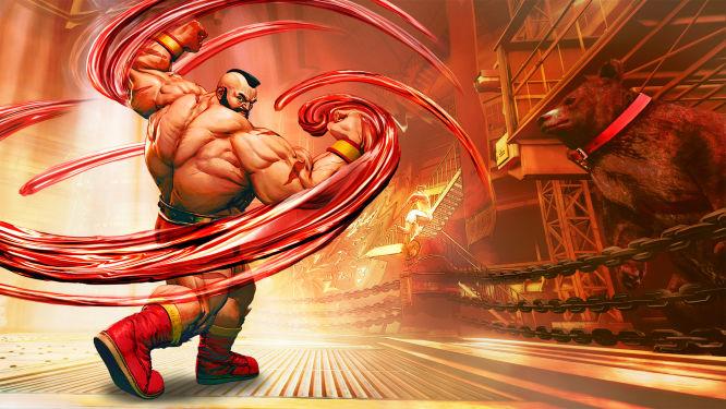 Capcom przedstawia Zangiefa, Kena, Necalli oraz Nasha ze Street Fighter V - obrazek 1