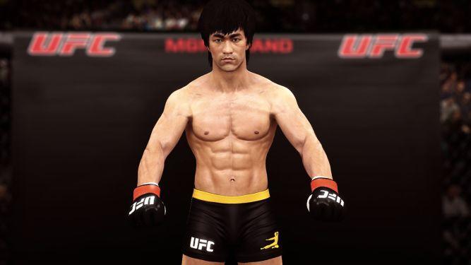By zagrać Brucem Lee w UFC 2 nie trzeba zamawiać pre-ordera, podobnie z Tysonem - obrazek 1