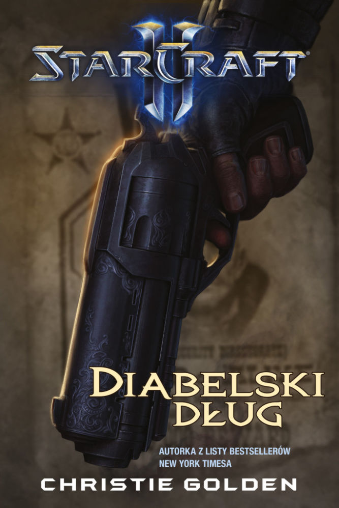 """StarCraft - """"Diabelski dług"""" od dziś w księgarniach - obrazek 1"""
