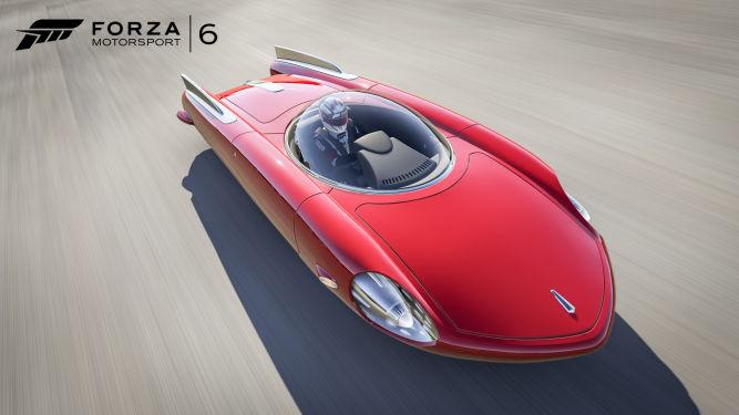 Kolejne auto z Fallout 4 wjeżdża do gry Forza 6 - obrazek 1