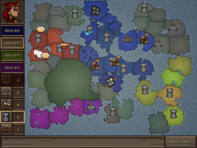 Crown and Council - nowa strategia od Mojang dostępna za darmo na Steam - obrazek 1