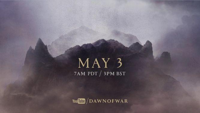 Relic Entertainment - Dawn of War - 3 maja, godzina 16:00 - co to może oznaczać? - obrazek 1