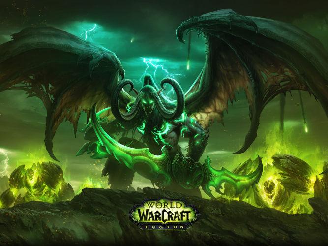 World of Warcraft: Legion z większą odległością rysowania obiektów - obrazek 1