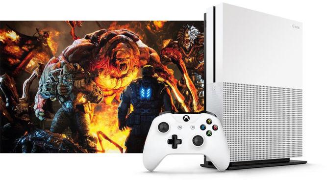 Xbox One S - wyciekła nowa wersja konsoli Xbox One - obrazek 1