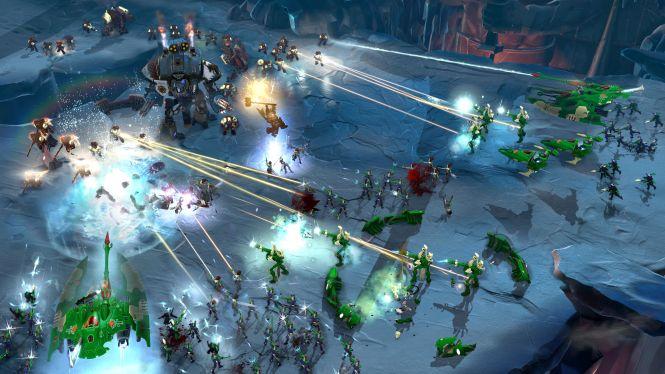 E3 2016: Oto gameplay, na który czekaliście - Warhammer 40,000: Dawn of War III - obrazek 1
