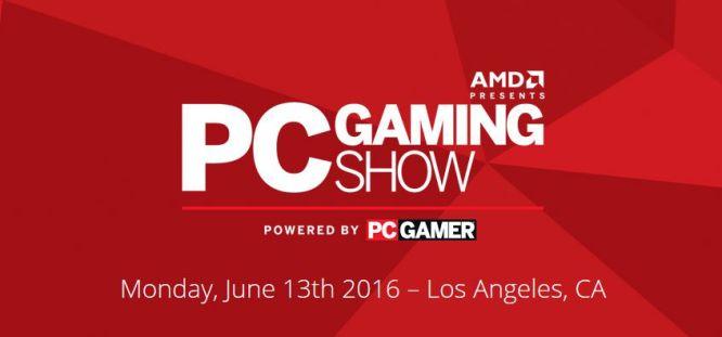 E3 2016: PC Gaming Show - obrazek 1